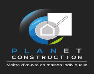 Logo Planet Construction