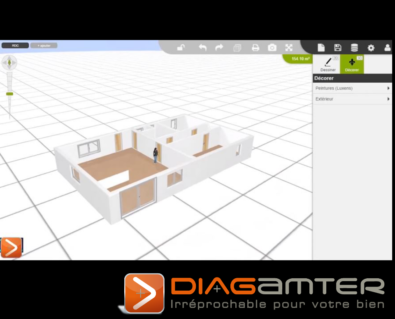 Diagamter - Plan 3D 2